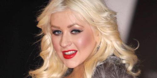 Christina Aguilera Pelz