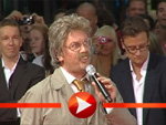 Horst Schlämmer hält eine Rede