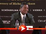 Jermaine Jackson in Wien