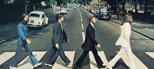 Beatles - Abbey Road (Foto: EMI Music Germany)