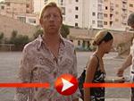 Boris Becker und Sandy Meyer-Wölden