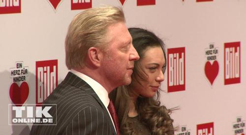 Boris Becker und Lilly Becker (Foto: HauptBruch GbR)