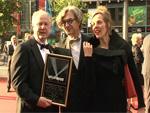 Wim Wenders mit Frau Donata (Foto: HauptBruch GbR)