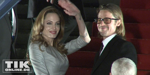 Angelina Jolie und Brad Pitt (Foto: HauptBruch GbR)