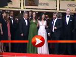Dustin Hoffman, Angelina Jolie, Lucie Liu, Jack Black (Foto: HauptBruch GbR)