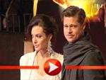 """Brad Pitt und Angelina Jolie bei der Premiere zum Film """"Der seltsame Fall des Benjamin Button"""""""
