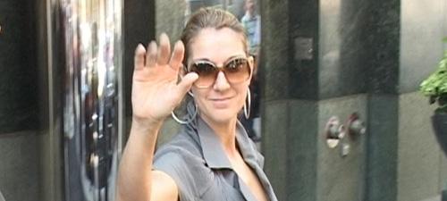 Celine Dion veabschiedet sich aus Berlin (Foto: HauptBruch GbR)
