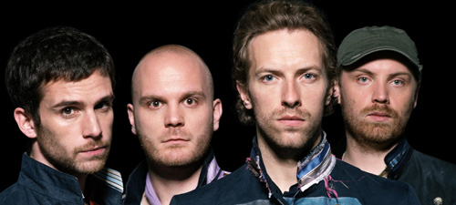 Coldplay (Foto: Tom Sheehan)