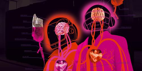 Daft Punk (Foto: EMI Music/ Studiooutput.com)