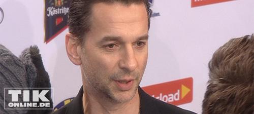 Dave Gahan von Depeche Mode (Foto: HauptBruch GbR)