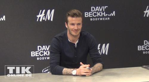 David Beckham (Foto: HauptBruch GbR)