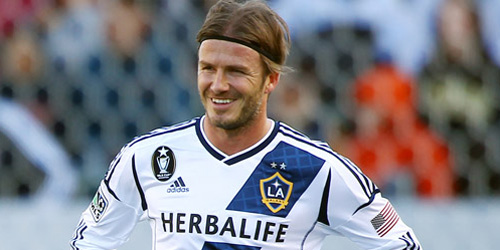 Beckham Verein