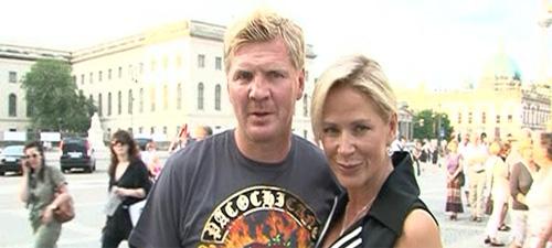 Claudia und Stefan Effenberg (Foto: HauptBruch GbR)