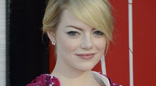 emma stone vom h sslichen entlein zum sch nen schwan. Black Bedroom Furniture Sets. Home Design Ideas