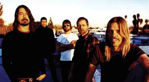 Foo Fighters (Foto: Steve Gullick)