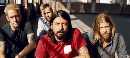 Foo Fighters (Foto: Ben Watts)
