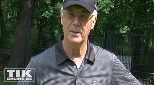 Franz Beckenbauer (Foto: HauptBruch GbR)