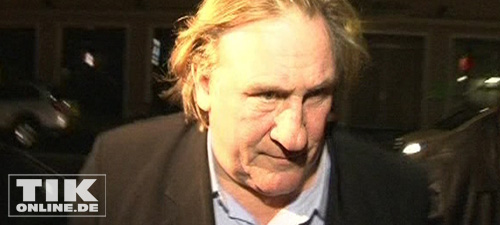 Gérard Depardieu (Foto: HauptBruch GbR)