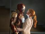 Robert Downey Jr., Gwyneth Paltrow (Foto: 2013 Marvel & Subs. All Rights Reserved. www.marvel.com)