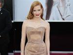 Jessica Chastain: Bleibt den roten Haaren treu