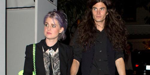 Kelly osbourne und Matthew Mosshart