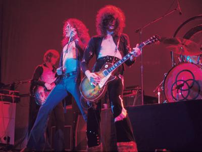 Led Zeppelin (Photo: Warner Music)