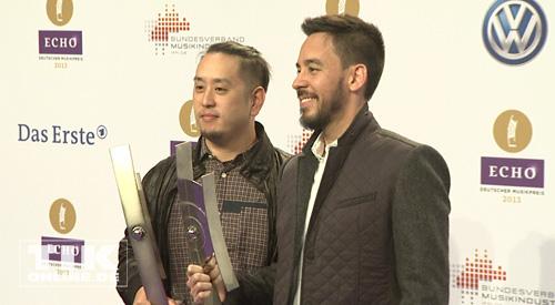 Linkin Park Shinoda und Hahn (Foto: HauptBruch GbR)