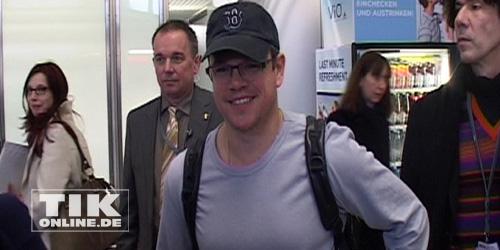 Matt Damon (Foto: HauptBruch GbR)