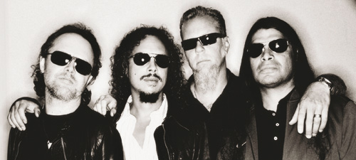 Metallica (Foto: Universal Music)