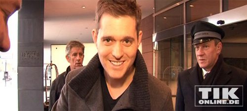 Michael Buble (Foto: HauptBruch GbR)