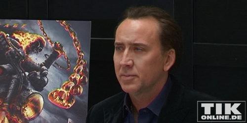 Nicolas Cage (Foto: HauptBruch GbR)