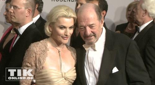 Ralph Siegel mit Ehefrau Kriemhild (Foto: HauptBruch GbR)