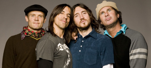 Red Hot Chili Peppers (Foto: Warner Music)