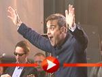 Robbie Williams Konzert Max-Schmeling Halle (Fotos: HauptBruch GbR)