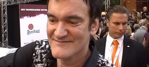 Quentin Tarantino (Foto: HauptBruch GbR)
