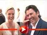Thomas Anders mit Frau Claudia (Foto: HauptBruch GbR)