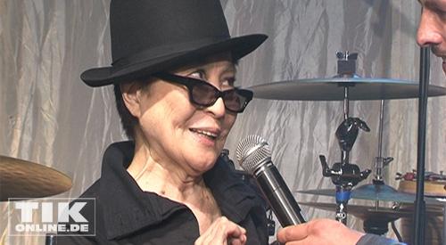 Yoko Ono (Foto: HauptBruch GbR)