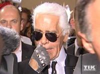 """Karl Lagerfeld ist tot – """"Ich bin perfekt für das, was ich mache. Das entspricht mir 100%."""""""