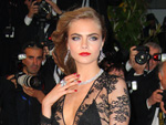 Cara Delevingne: Bei 'Fifty Shades of Grey' dabei?