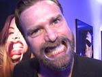 """Promis mit """"Maulsperre"""": Niels Rufs verrückte Vernissage!"""