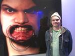 Wilson Gonzalez Ochsenknecht: Präsentiert sein Lippen-Tattoo