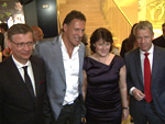 Bertelsmann Party 2013: Was lesen Promis gern?