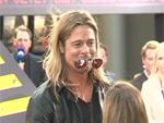 Brad Pitt: 'World War Z' in Serie?