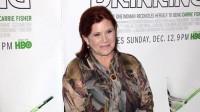 Carrie Fisher: Das lief wirklich mit Harrison Ford