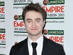 Daniel Radcliffe: Urlaub? Was ist das?