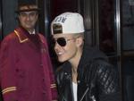 Justin Bieber: Schwache Blase?