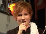 Ed Sheeran schaut in die Zukunft: Vier Alben-Titel stehen bereits