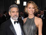 George Clooney: Alles aus mit Stacy Keibler?