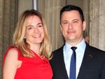 Jimmy Kimmel: Darf bald wieder Windeln wechseln