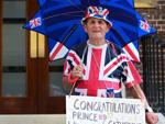 Royal Baby: Die Insel ist im Freudentaumel